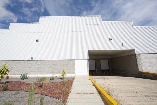 Bodega industrial Querétaro